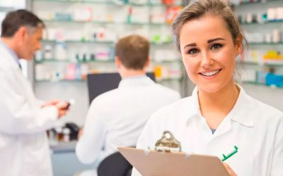 Auxiliar de Farmácia
