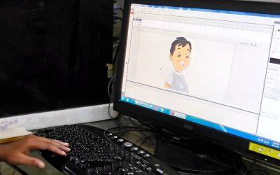 Animação e Efeitos Especiais 3D