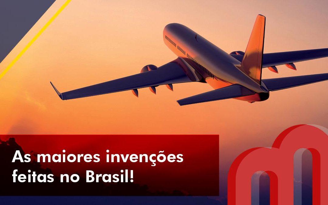As maiores invenções feitas no Brasil