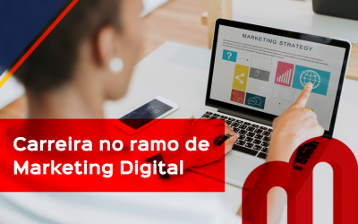 Carreira no ramo de Marketing Digital